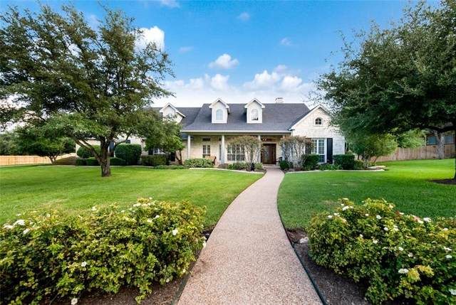 2020 Pebble Brook Circle, Mcgregor, TX 76657 (MLS #197328) :: A.G. Real Estate & Associates