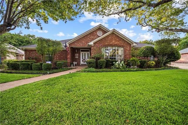520 Meadow Mountain Drive, Waco, TX 76712 (MLS #197330) :: A.G. Real Estate & Associates