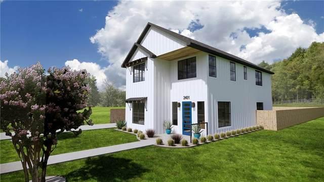 2310 S 4th Street, Waco, TX 76706 (MLS #197336) :: A.G. Real Estate & Associates