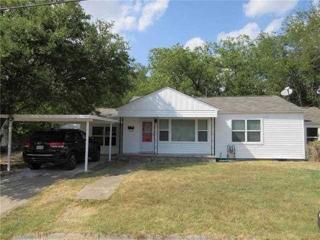 305 Shenandoah Street, Marlin, TX 76661 (MLS #197344) :: A.G. Real Estate & Associates