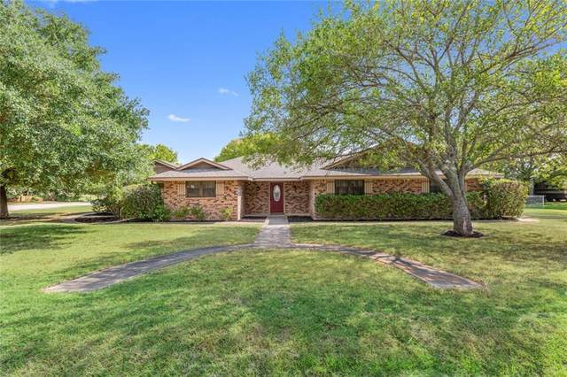 719 N Old Robinson Road, Robinson, TX 76706 (MLS #197347) :: A.G. Real Estate & Associates