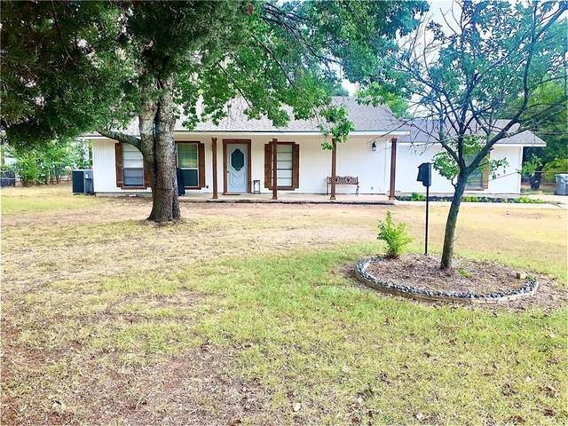 1316 Charlotte Drive, Bosqueville, TX 76708 (#197348) :: Homes By Lainie Real Estate Group