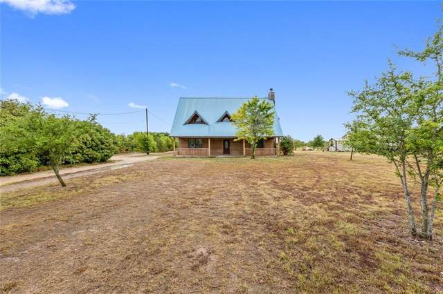 1417 Old Bethany Road, Bruceville-Eddy, TX 76630 (MLS #197368) :: A.G. Real Estate & Associates