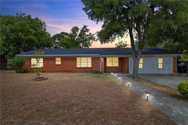 8809 Oakdale Drive, Woodway, TX 76712 (MLS #197387) :: A.G. Real Estate & Associates