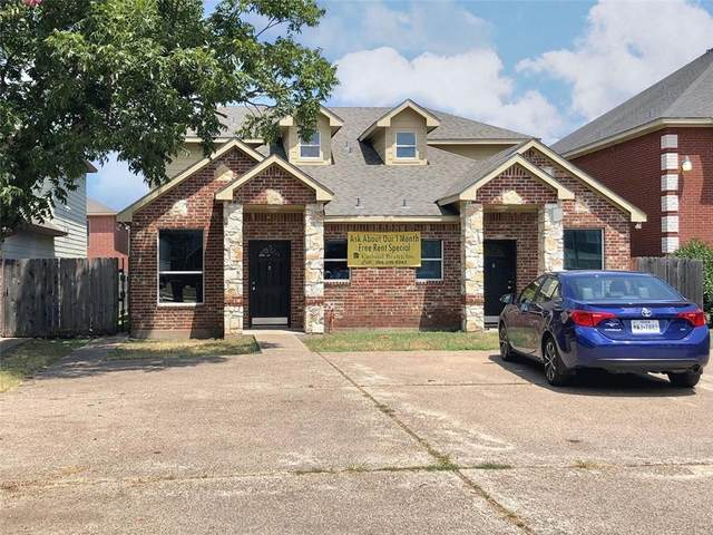1914 S 15th Street A&B, Waco, TX 76706 (MLS #197397) :: A.G. Real Estate & Associates