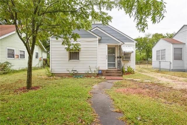 208 S 25th Street, Temple, TX 76504 (MLS #197406) :: A.G. Real Estate & Associates