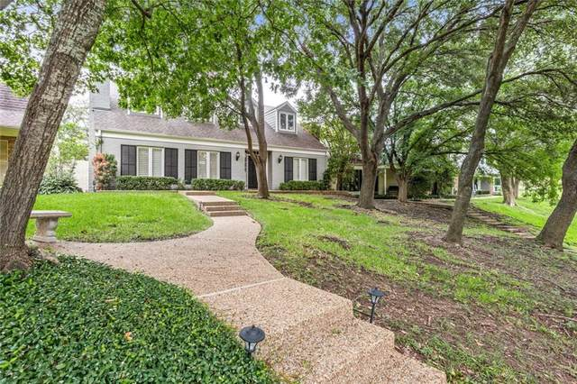 3814 Westchester Drive, Waco, TX 76710 (MLS #197407) :: A.G. Real Estate & Associates