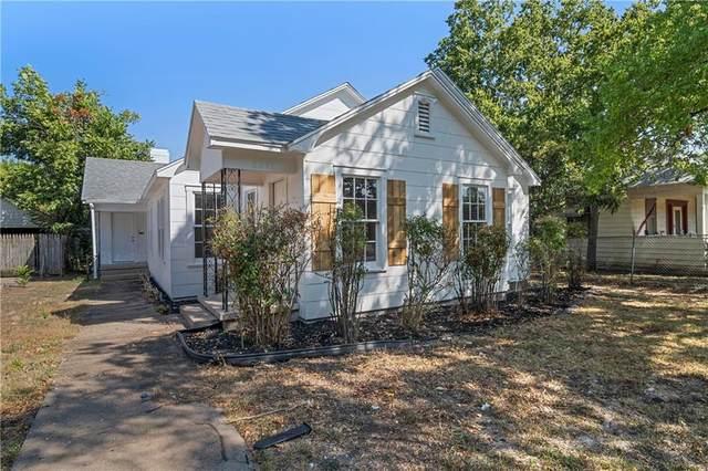 2211-2213 Parrott Avenue, Waco, TX 76707 (MLS #197424) :: A.G. Real Estate & Associates