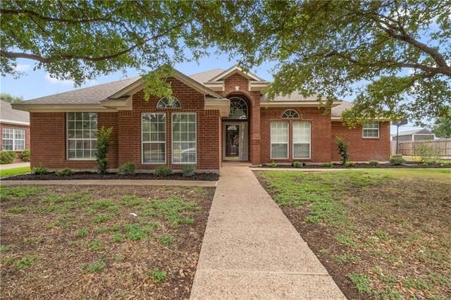 812 Stoneridge Drive, Hewitt, TX 76643 (MLS #197438) :: A.G. Real Estate & Associates