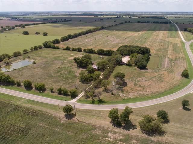 5309 Fm 339, Prairie Hill, TX 76678 (#197475) :: Homes By Lainie Real Estate Group