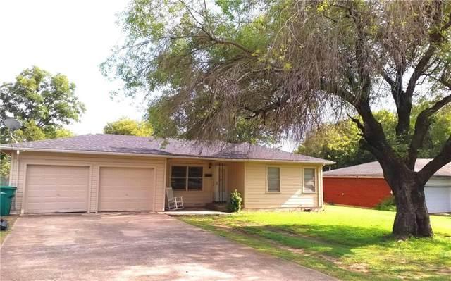 2407 Briarwood Lane, Waco, TX 76705 (MLS #197489) :: A.G. Real Estate & Associates