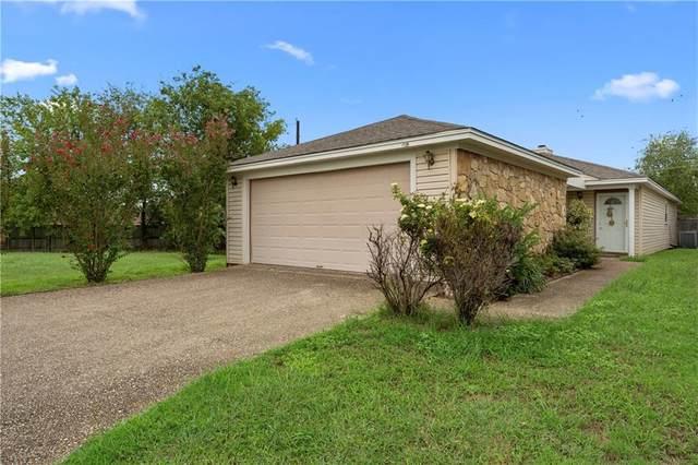 807 Fort Gates Drive, Waco, TX 76708 (MLS #197536) :: A.G. Real Estate & Associates