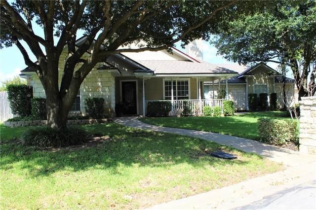 301 Station Creek Drive, Waco, TX 76708 (MLS #197539) :: A.G. Real Estate & Associates
