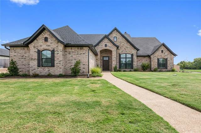 408 Wycliff Drive, China Spring, TX 76633 (#197613) :: Homes By Lainie Real Estate Group