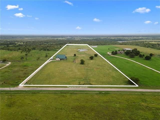 970 W Somers Lane, Axtell, TX 76624 (MLS #197637) :: A.G. Real Estate & Associates
