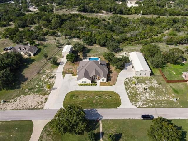 1005 Cedar Ridge Road, Gatesville, TX 76528 (MLS #197644) :: A.G. Real Estate & Associates