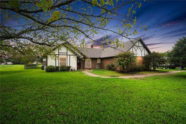 804 Lux Drive, Robinson, TX 76706 (MLS #197646) :: A.G. Real Estate & Associates