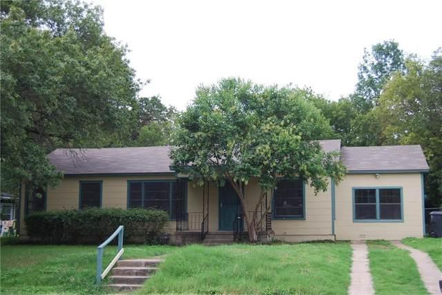 1208 Sunset Street, Waco, TX 76710 (MLS #197667) :: A.G. Real Estate & Associates