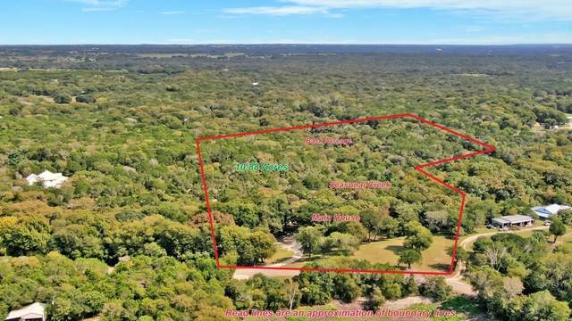 655 Panther Branch Road, Valley Mills, TX 76689 (MLS #197697) :: A.G. Real Estate & Associates