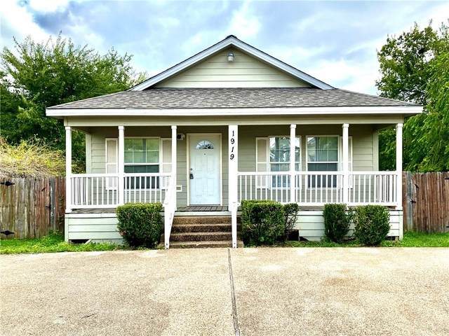 1919 S 16th Street, Waco, TX 76706 (MLS #197706) :: A.G. Real Estate & Associates