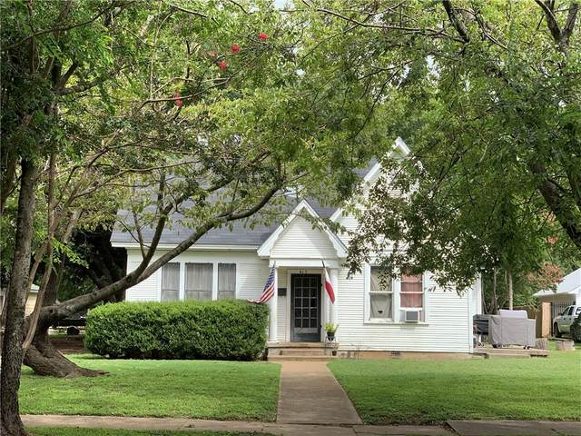 415 Craig Street, Hillsboro, TX 76645 (MLS #197745) :: A.G. Real Estate & Associates