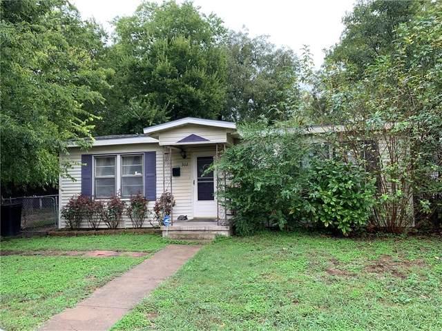 302 N Thompson Street, Hillsboro, TX 76645 (MLS #197747) :: A.G. Real Estate & Associates