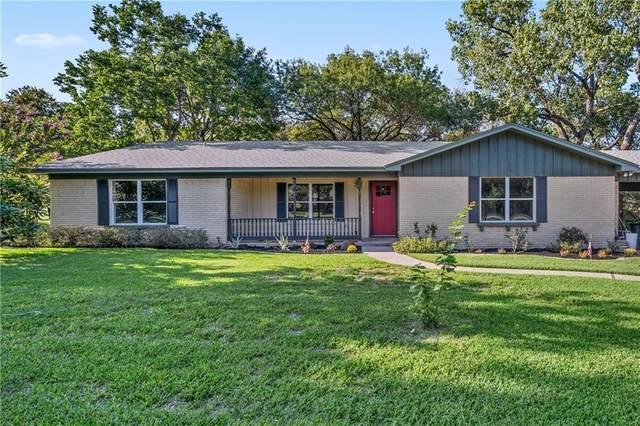 508 Brint Lane, Robinson, TX 76706 (MLS #197819) :: A.G. Real Estate & Associates