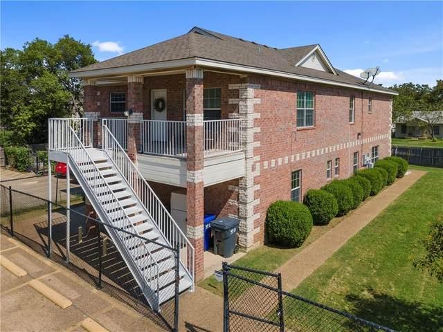 1925 S 17th Street A-A1, Waco, TX 76706 (MLS #197825) :: A.G. Real Estate & Associates