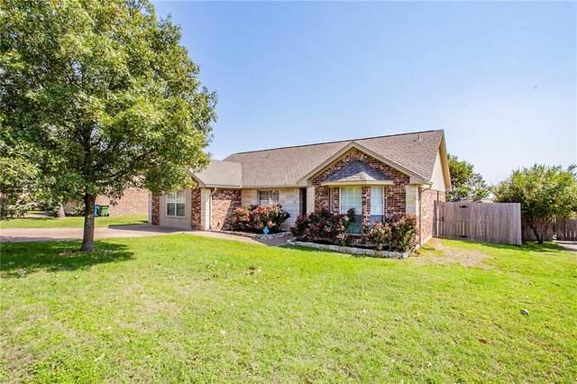 808 Cheyenne Trail, Hewitt, TX 76643 (MLS #197952) :: A.G. Real Estate & Associates