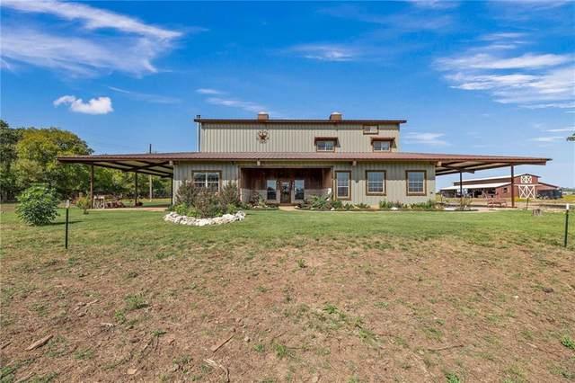8571 N Lone Star Parkway, Crawford, TX 76638 (MLS #198021) :: A.G. Real Estate & Associates