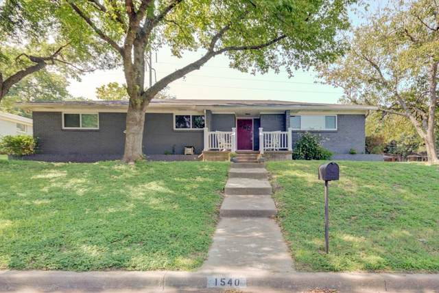 1540 Northcrest Drive, Waco, TX 76710 (MLS #198048) :: A.G. Real Estate & Associates