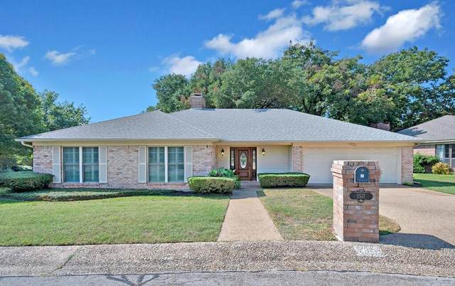 3517 Heatherstone Circle, Waco, TX 76708 (MLS #198071) :: A.G. Real Estate & Associates