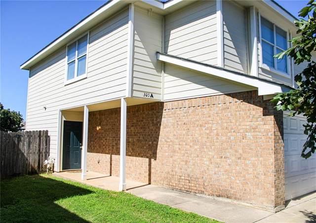 305 Gurley Avenue A&B, Waco, TX 76706 (MLS #198129) :: A.G. Real Estate & Associates