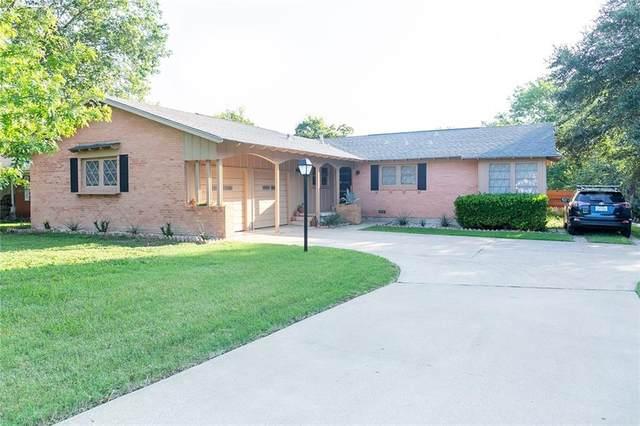 2607 Glendale Drive, Waco, TX 76710 (MLS #198180) :: A.G. Real Estate & Associates