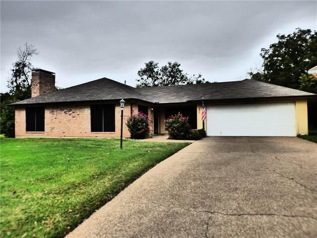 3317 Fox Hollow Circle, Waco, TX 76708 (MLS #198203) :: A.G. Real Estate & Associates