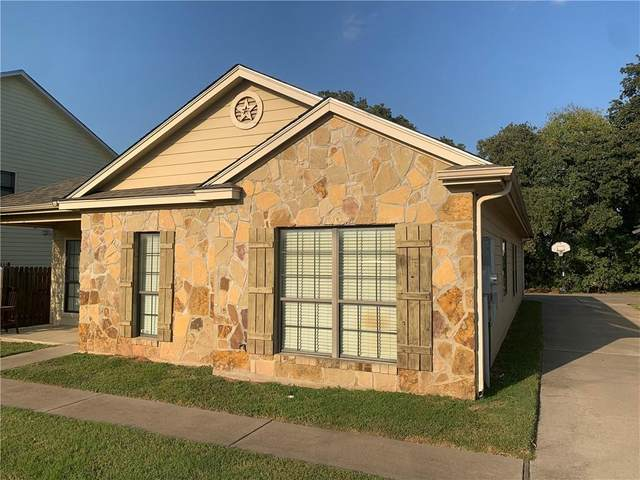 2612 S 2nd Street, Waco, TX 76706 (MLS #198233) :: A.G. Real Estate & Associates