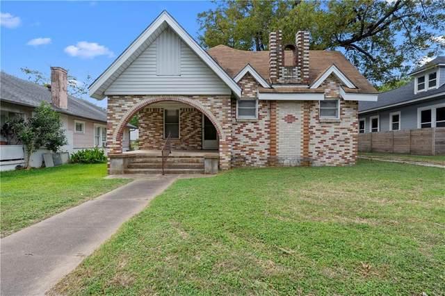 520 N 26th Street, Waco, TX 76707 (MLS #198270) :: A.G. Real Estate & Associates
