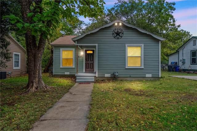 3813 N 24th Street, Waco, TX 76708 (MLS #198301) :: A.G. Real Estate & Associates