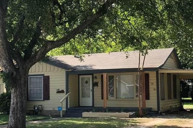 4005 Cumberland Avenue, Waco, TX 76707 (MLS #198331) :: A.G. Real Estate & Associates