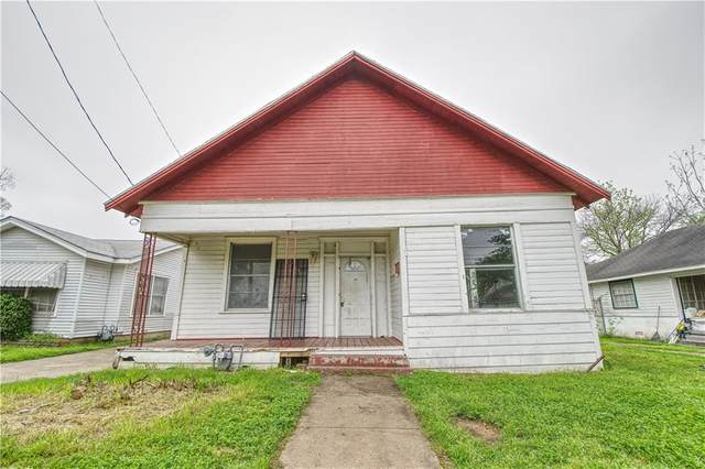 1119 Chestnut Street, Waco, TX 76704 (MLS #198337) :: A.G. Real Estate & Associates
