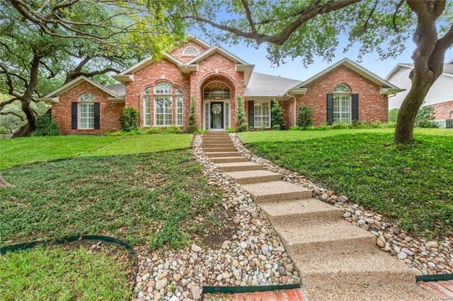 203 Park Wood Place, Woodway, TX 76712 (#198356) :: Homes By Lainie Real Estate Group