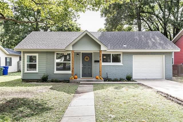 3916 Austin Avenue, Waco, TX 76710 (MLS #198378) :: A.G. Real Estate & Associates