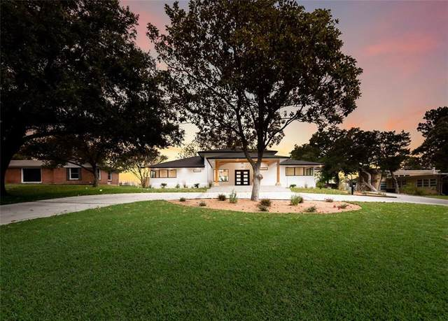 3223 Lake Shore Drive, Waco, TX 76708 (#198384) :: Zina & Co. Real Estate