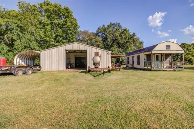 107 Pr 476, Teague, TX 75860 (MLS #198385) :: A.G. Real Estate & Associates