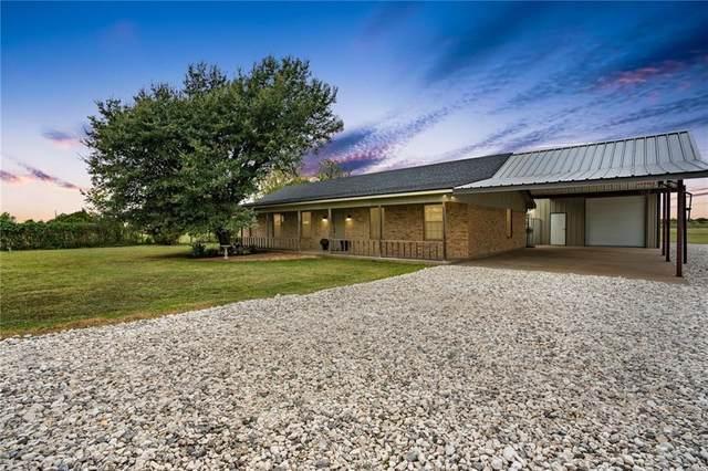 1918 Compton School Road, Crawford, TX 76638 (MLS #198396) :: A.G. Real Estate & Associates