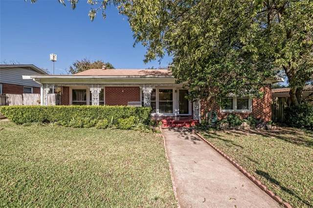 3713 Parkwood Street, Waco, TX 76710 (MLS #198442) :: A.G. Real Estate & Associates