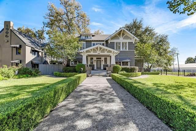 1910 Austin Avenue, Waco, TX 76701 (MLS #198471) :: Vista Real Estate