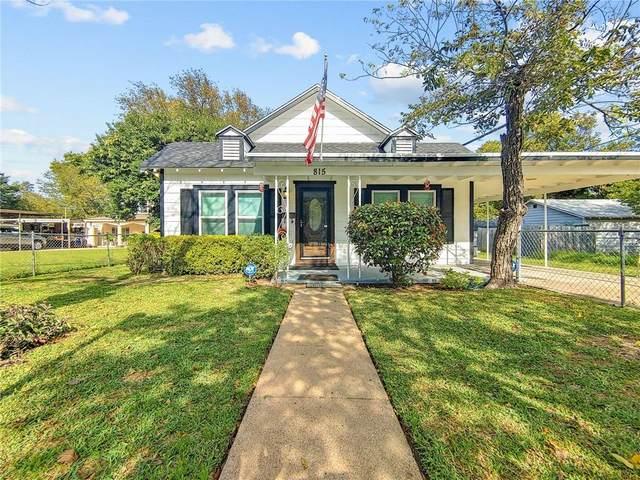 815 N 34th Street, Waco, TX 76710 (MLS #198485) :: A.G. Real Estate & Associates