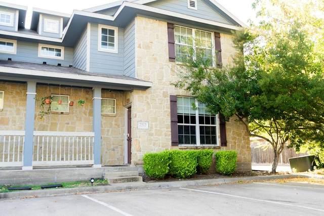 2513 S 2nd Street 1A, Waco, TX 76706 (MLS #198528) :: A.G. Real Estate & Associates
