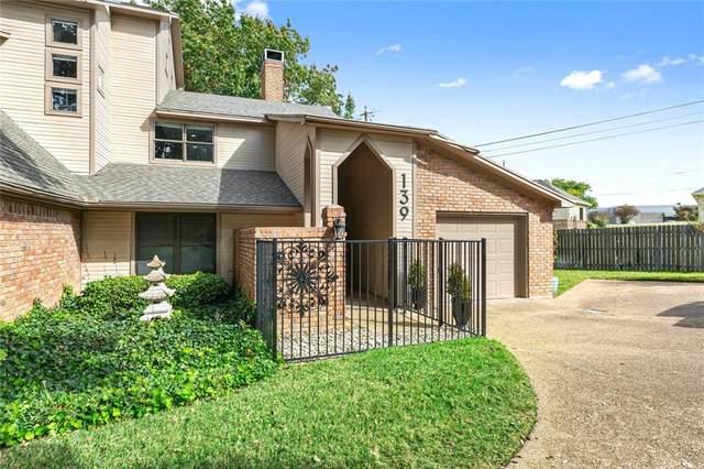 139 Pleasant Grove Lane, Waco, TX 76712 (MLS #198544) :: A.G. Real Estate & Associates